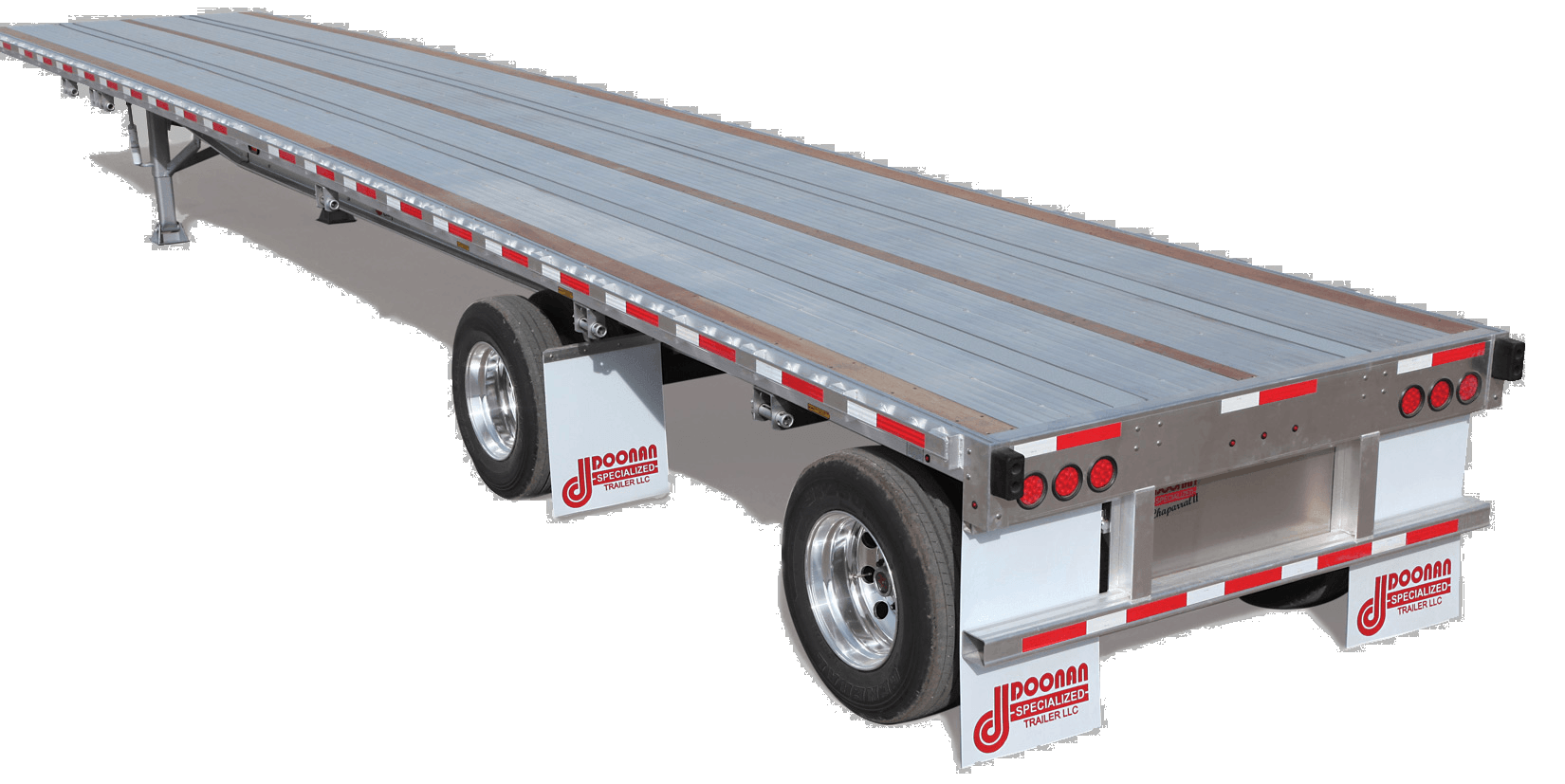 Doonan Chaparral II™ Standard Flatbed Specifications